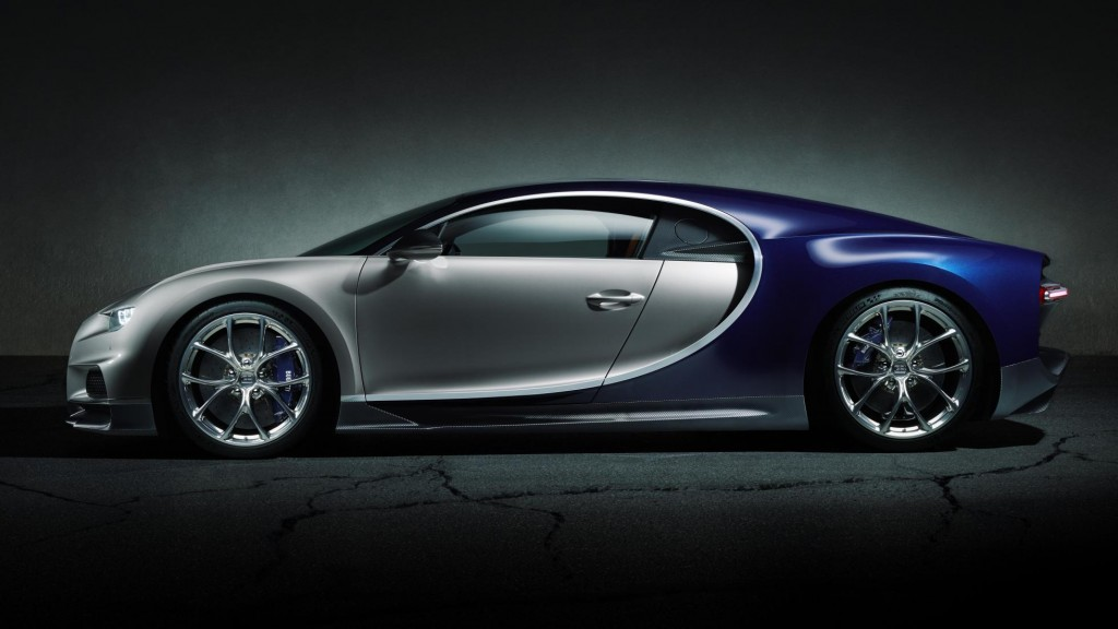 Bugatti Chiron – cea mai puternică și rapidă mașină din lume
