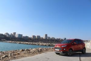 Drive test Ecosport