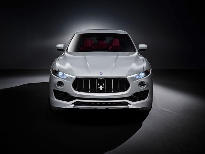 Fiat analizează o posibilă vânzare a mărcii Maserati