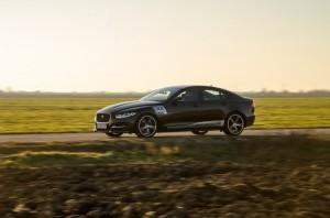 Jaguar XE Drive test (3)