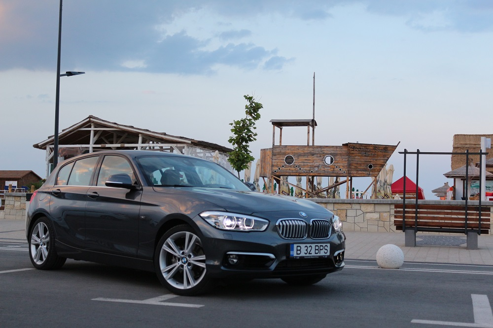 BMW Seria 1 Facelift – alinierea la gamă
