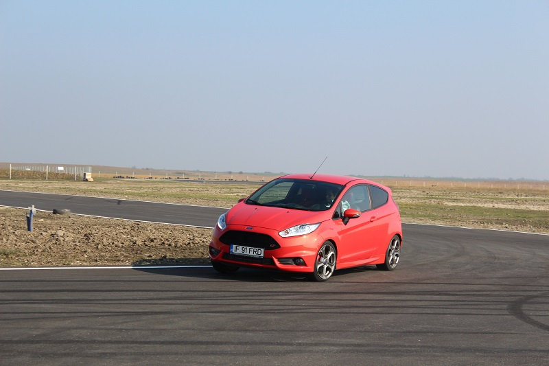 Ford Fiesta ST – hot-hatch superior