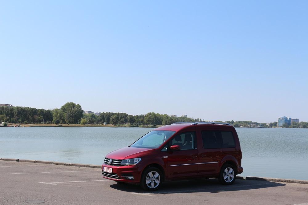 VW Caddy – Generația a 4-a e mai mult autoturism