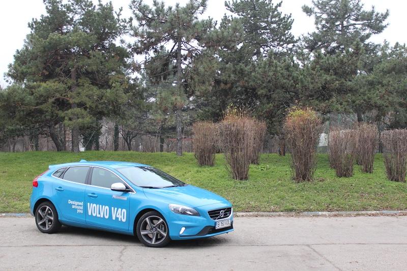 Volvo V40 – personalizarea compactei suedeze