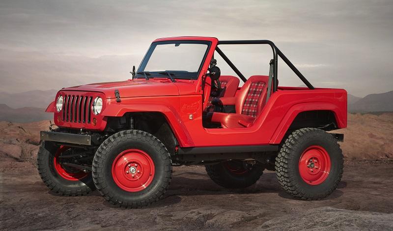 Great Wall – interesați să preia marca Jeep