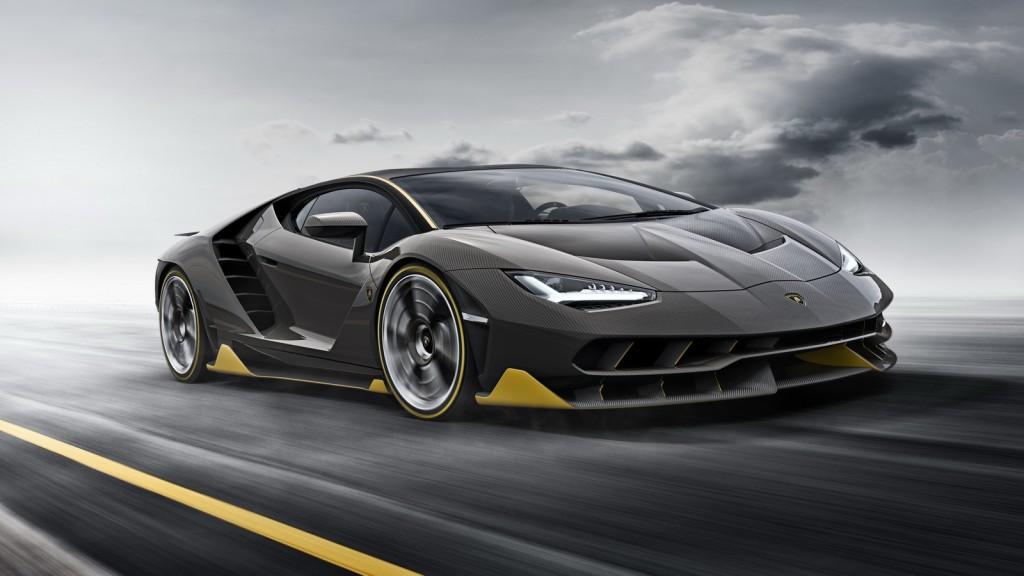 Lamborghini Centenario e o bijuterie de 1,9 milioane dolari