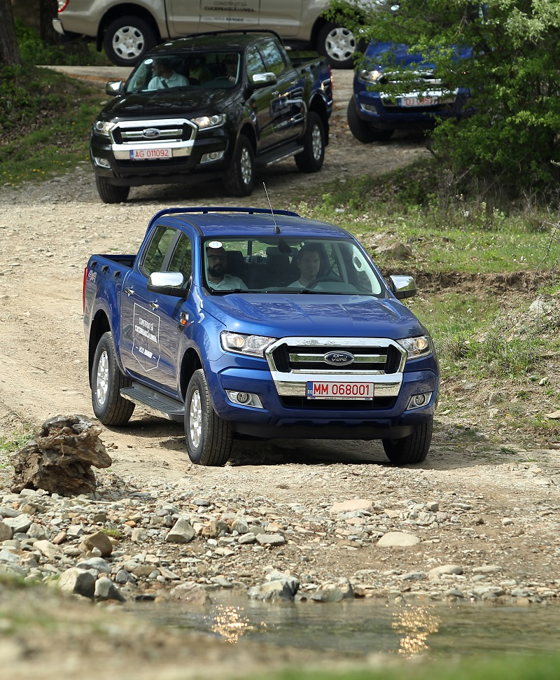 Lansare națională – Ford Ranger