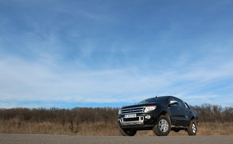 Ford Ranger – încă modern