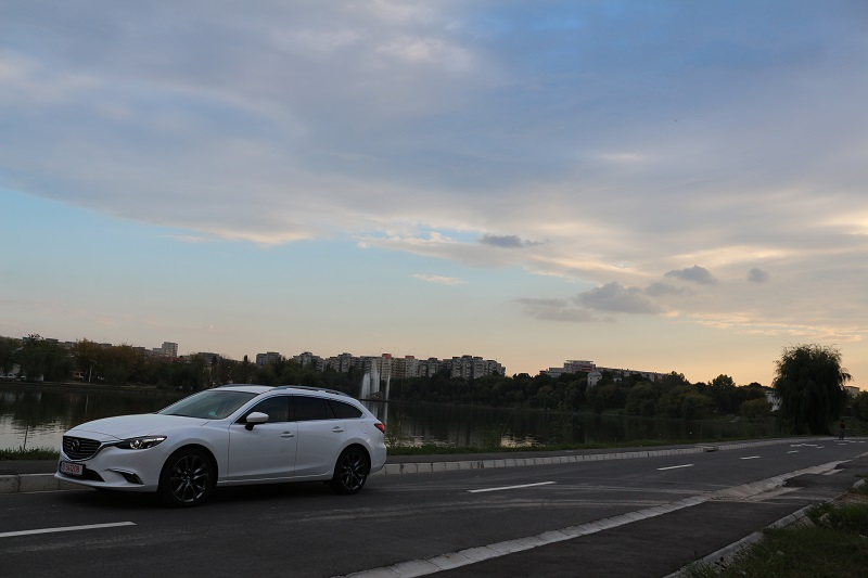 Mazda 6 Wagon facelift – mașina de familie atrăgătoare