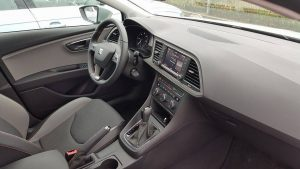 Test Seat leon xperience interioare (1)