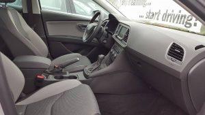 Test Seat leon xperience interioare (4)