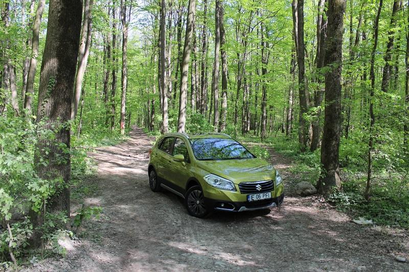 Suzuki S-Cross – crossoverul economic