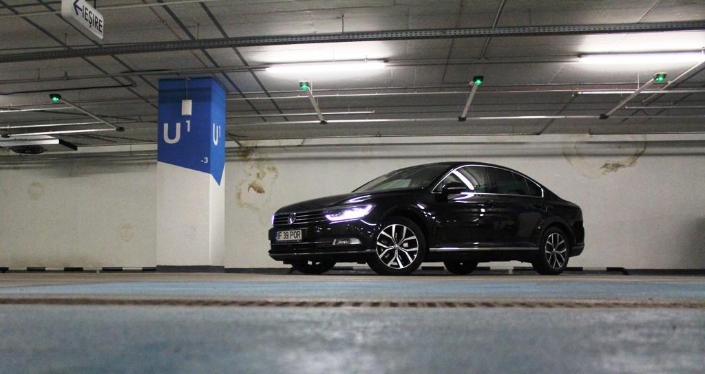 Volkswagen Passat – mai sus cu o treaptă