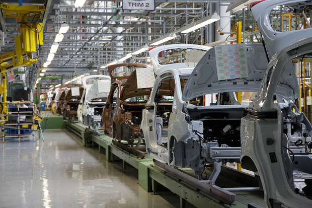 Producătorii auto se extind către Africa