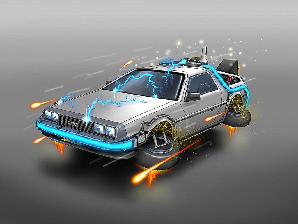 Înapoi în viitor, istoria lui DeLorean DMC-12