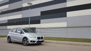 Test BMW 220d active tourer (2)