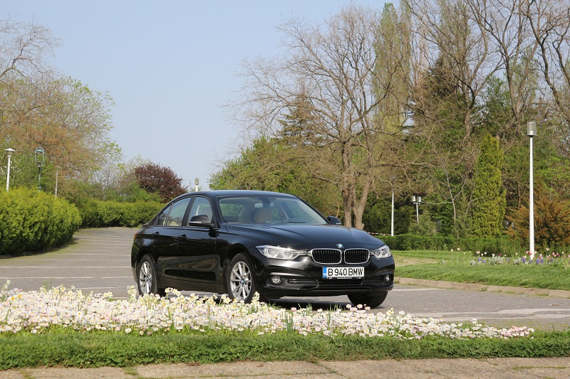 Test BMW 320xd – refresh de dragul concurenței