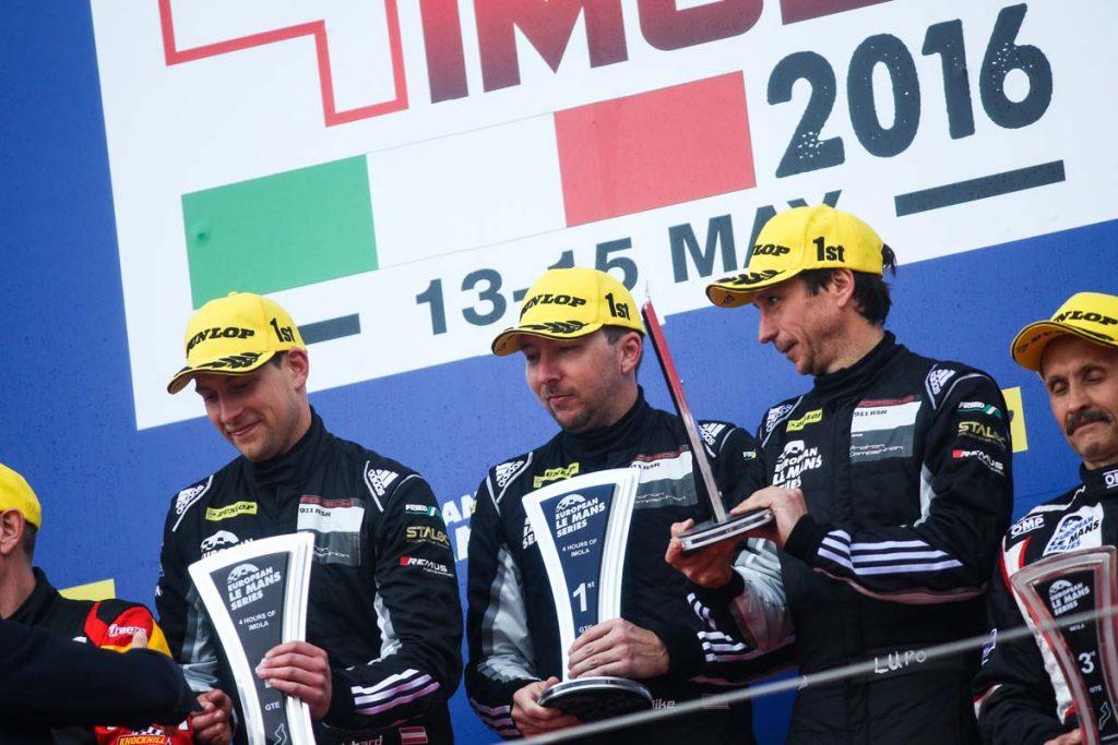 Echipele Dunlop au ocupat primele 5 locuri la Imola ELMS