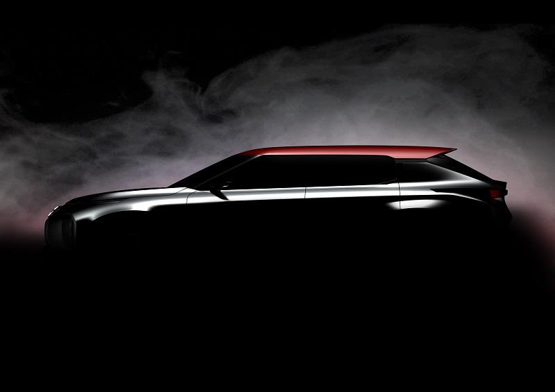 Conceptul Mitsubishi Ground Tourer va fi prezentat la Paris