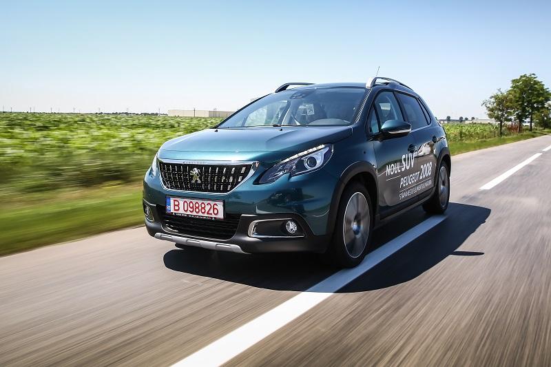 Primul contact cu Peugeot 2008 facelift