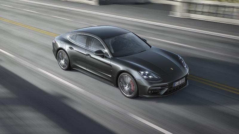 Porsche a lansat noua generație Panamera