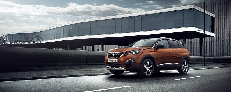 Peugeot a lansat noul 3008