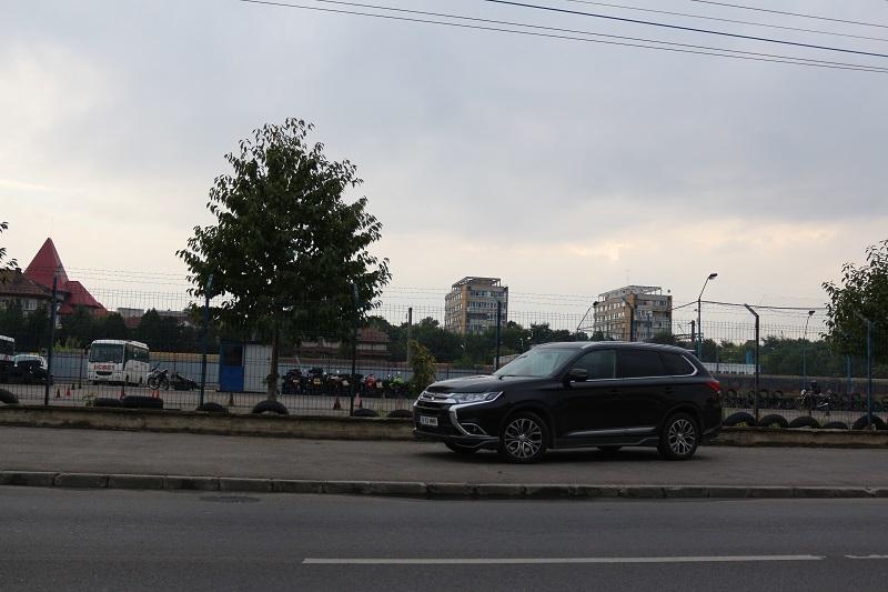 Mitsubishi Outlander – al treilea capitol