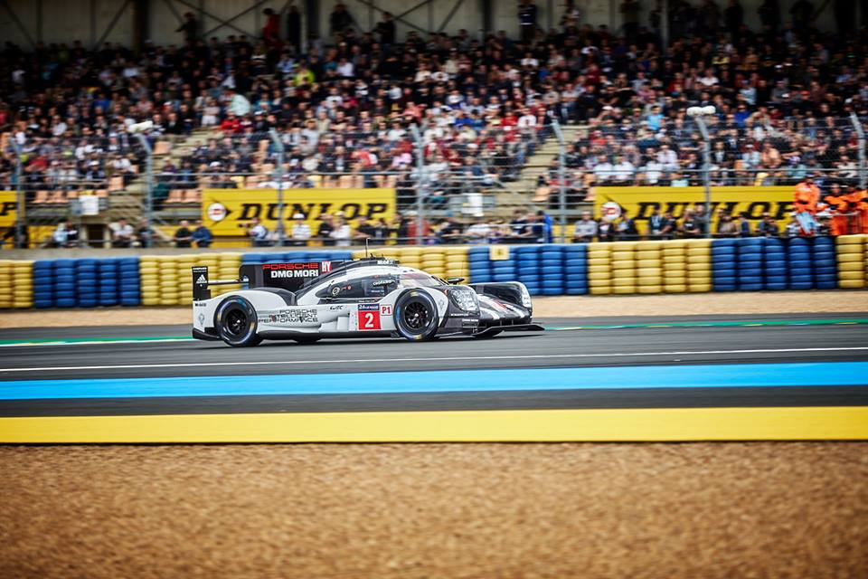 Porsche triumfă în cursa de 24 de ore de la LeMans