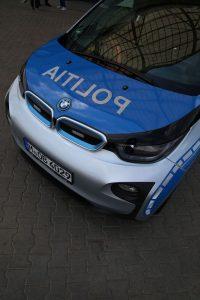BMW i3 politia romana automobile bavaria  (3)