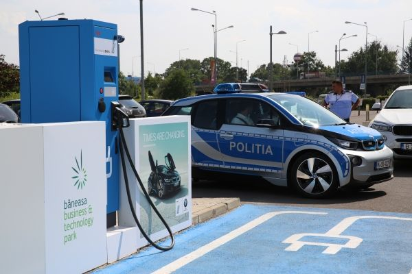 BMW i3 politia romana automobile bavaria  (6)