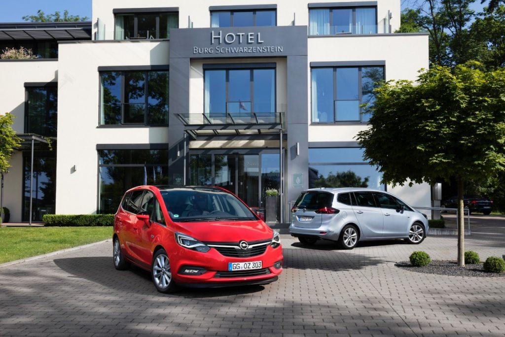 Opel Zafira facelift mizează pe conectivitate