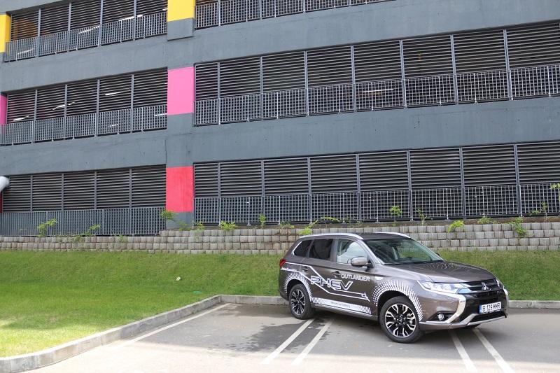 Mitsubishi Outlander PHEV – electrificare 2.0
