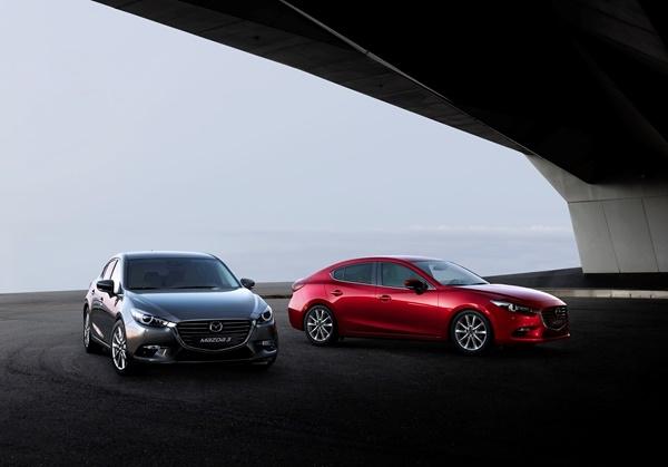 Mazda3 facelift a fost lansată în Japonia