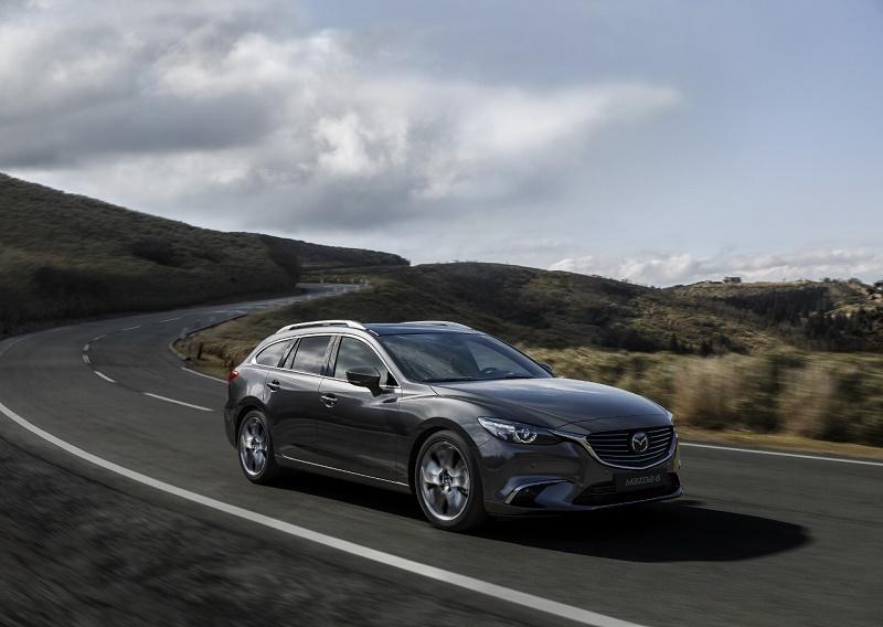 Mazda6 se va înnoi în 2017