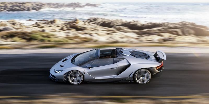 Lamborghini Centenario Roadster nici nu a fost lansat bine și s-a și vândut