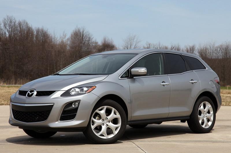 Mazda recheamă 190.000 de CX-7 în SUA