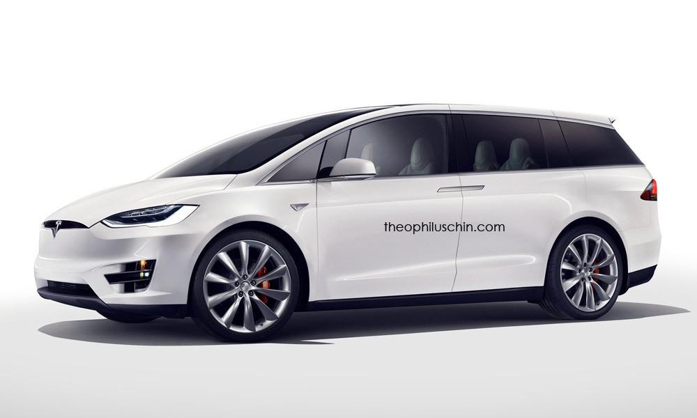 Tesla vrea să producă un Minibus