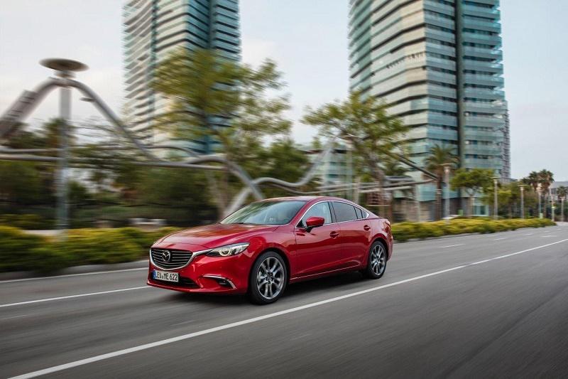 Mazda6 a primit un facelift