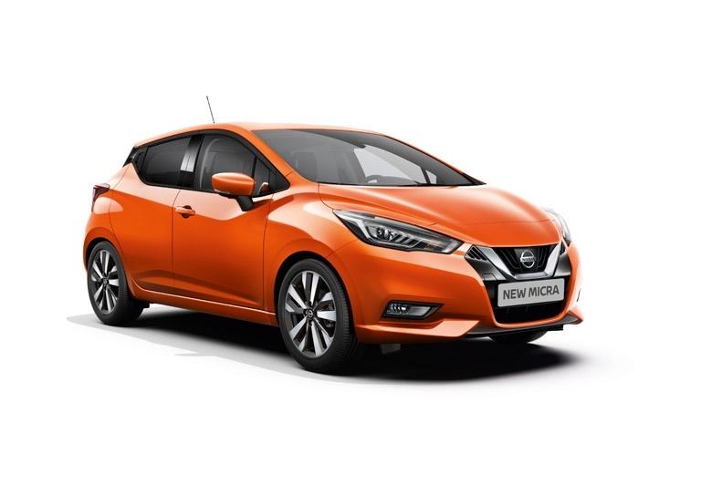 Nissan a prezentat noua generație Micra