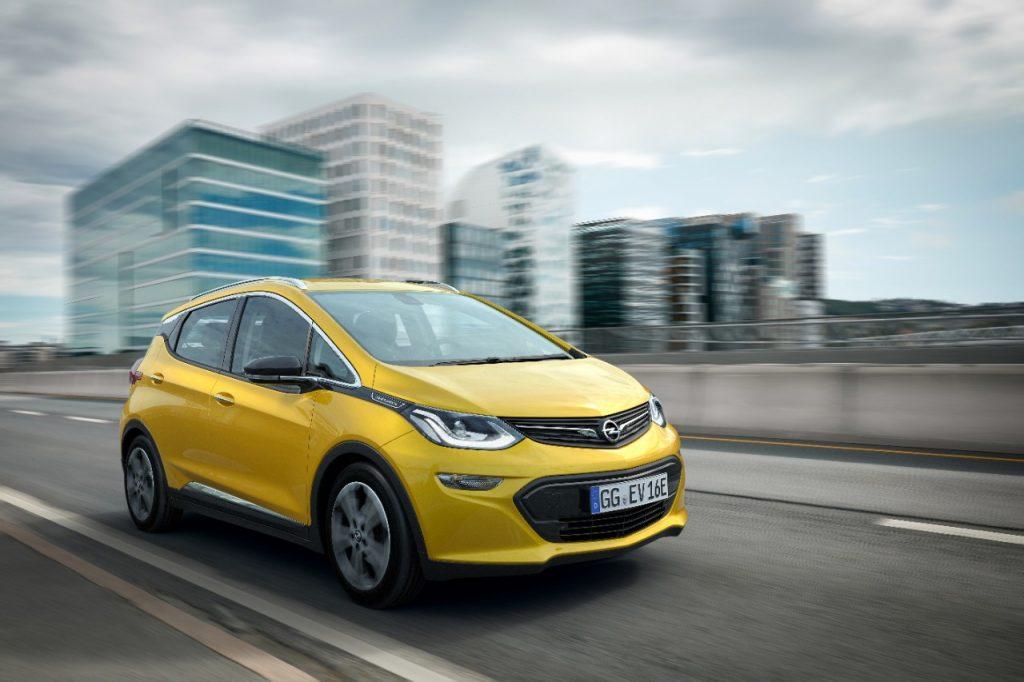 Ampera-e – asul din mâneca Opel cu 400 km autonomie