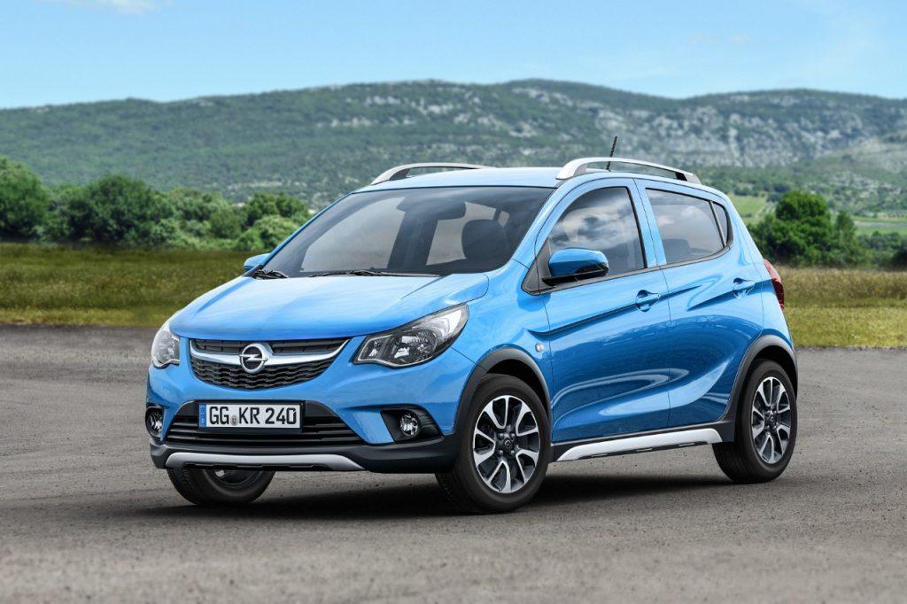 Opel prezintă varianta Karl Rocks
