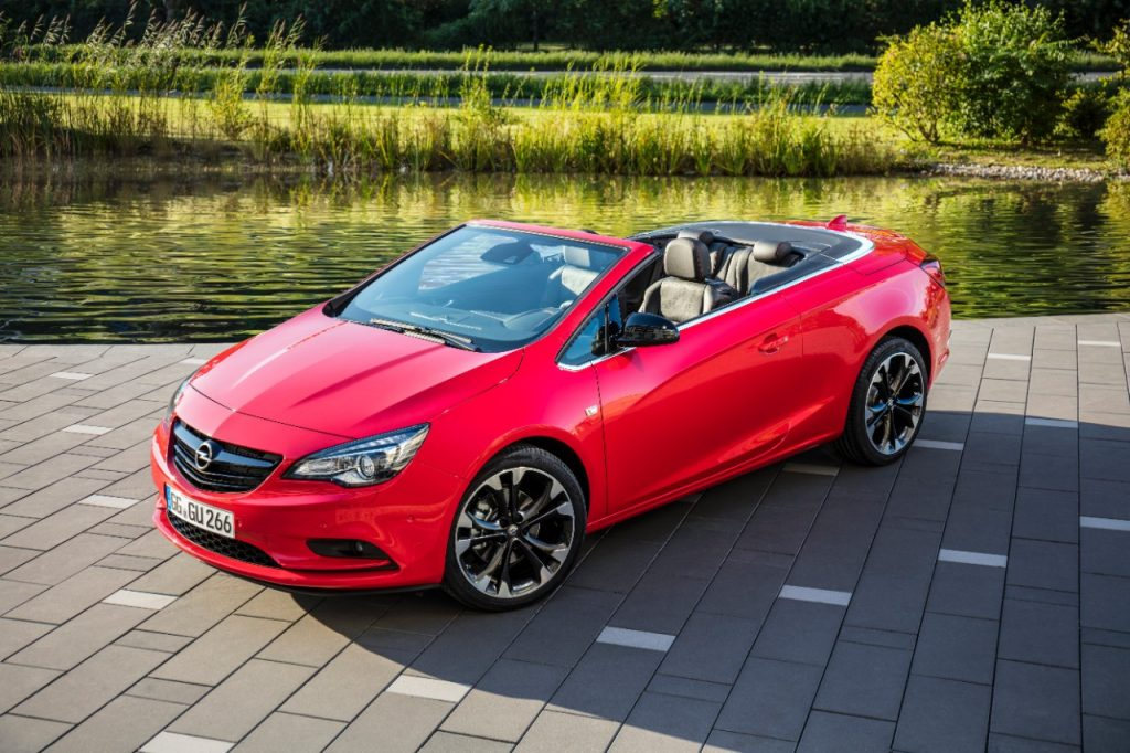 Opel Cascada Supreme: decapotabilă pentru toate anotimpuril