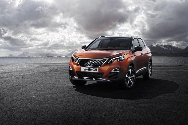 Peugeot mizează pe SUV-uri la salonul auto de la Paris