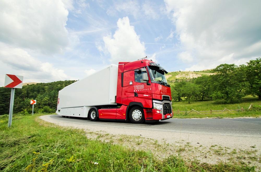 Renault Trucks T520 Maxispace – confort și eficiență