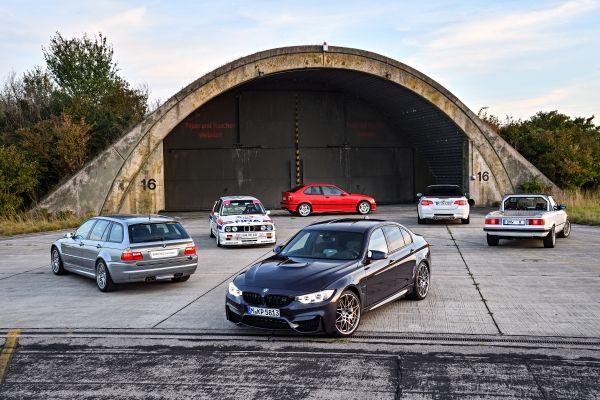 30 de ani de BMW M3