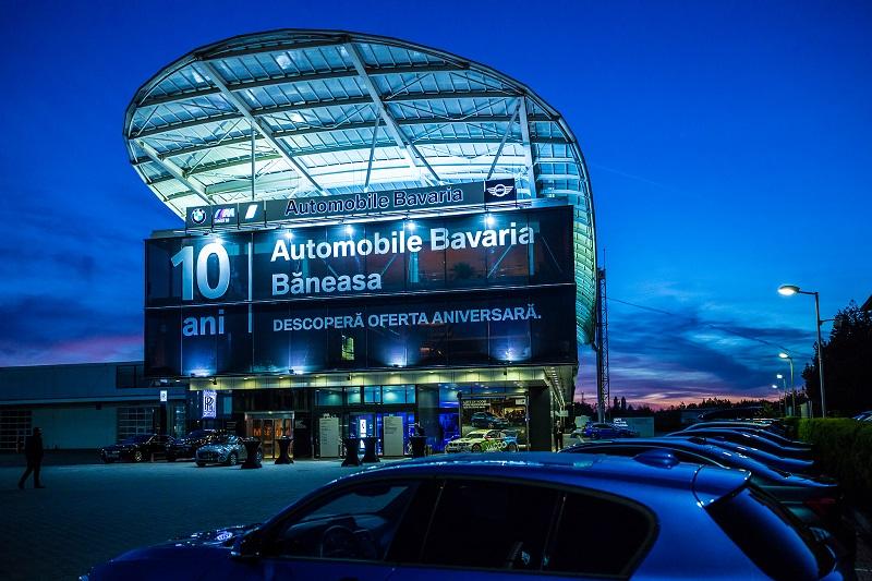 Automobile Bavaria Băneasa a împlinit 10 ani
