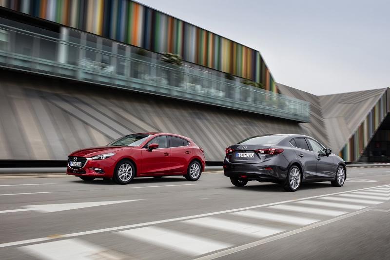Noutăți pentru Mazda3