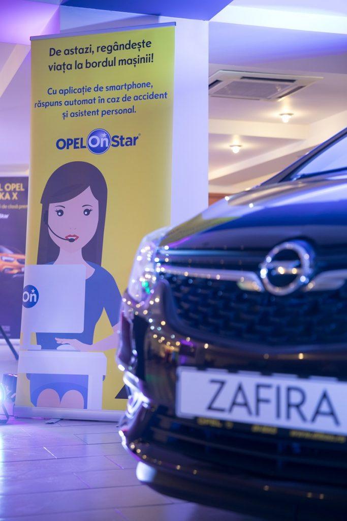 Opel OnStar pe înțelesul tuturor