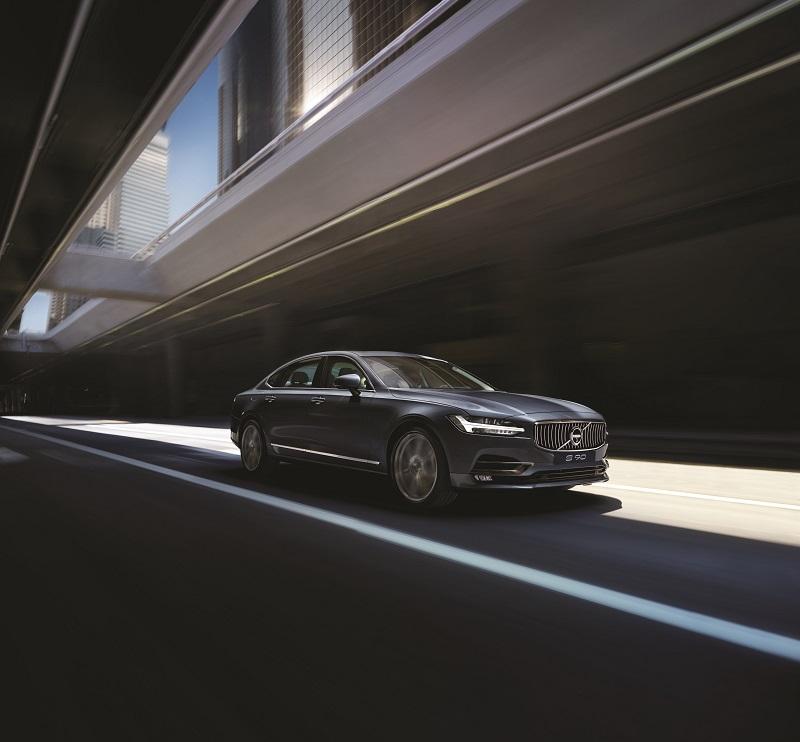 Volvo prezintă varianta S90 Excellence