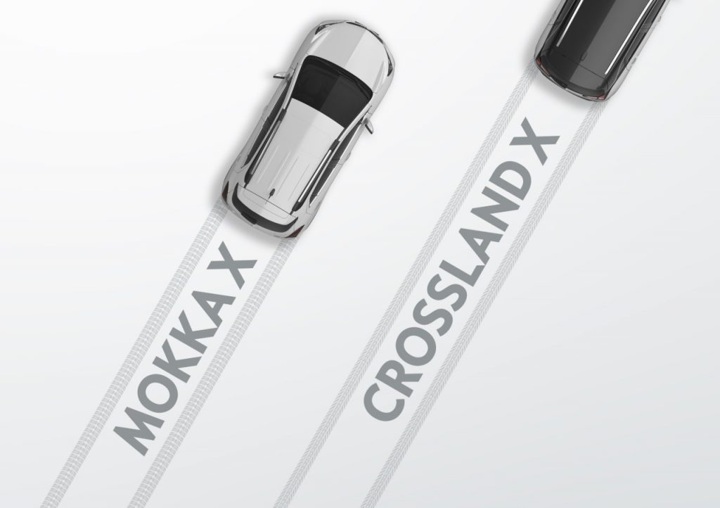 Opel numește noul său model crossover Crossland X